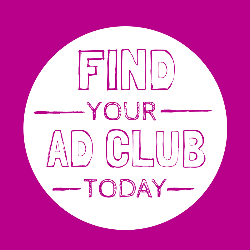 Find Your Ad Club Today