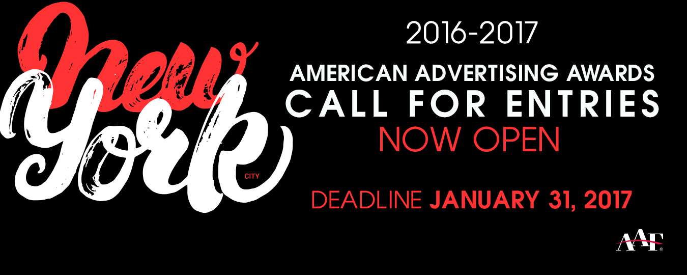 2017 NY American Advertising Awards